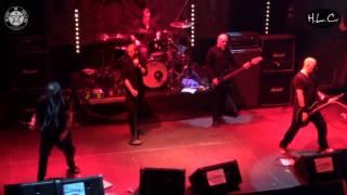 getlinkyoutube.com-Paradise Lost - Gothic (live 2014 @ Athens, Hellas) HD