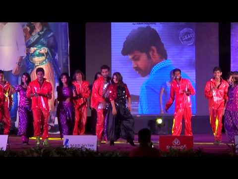 Teeyani Kalavo-Audio Function at Rock Hights-Opening Dance-1