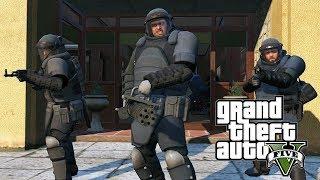 getlinkyoutube.com-GTA V #26 - A Missão mais ÉPICA do Game?!