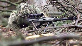 สารคดีท่องโลกกว้าง ตอน พล ซุ่มยิง สไนเปอร์ Sniper Documentary