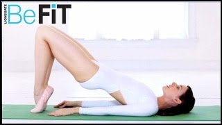 getlinkyoutube.com-Ballet Beautiful | Lean Legs & Buns Workout- Mary Helen Bowers