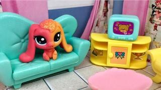 Minişler Anaokulunda 1.Bölüm || Minişler Cupcake Tv LPS Littlest Pet Shop