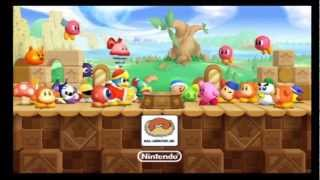 getlinkyoutube.com-Kirby's Dream Collection - Level 3 Challenges - Day 1 Gameplay