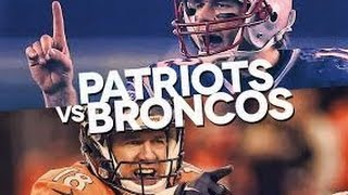 getlinkyoutube.com-The Mock Commentator: NFL Conference Playoff Broncos v Patriots 2016 Greatest Commentary Ever