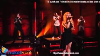 "getlinkyoutube.com-Pentatonix Performs ""On My Way Home"" on Conan"