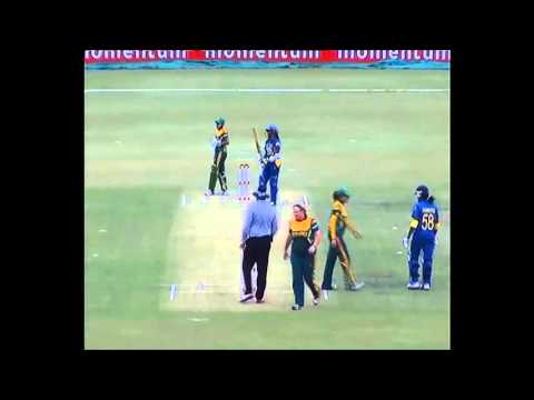 Chamari Athapaththu 3rd ODI South Africa Tour