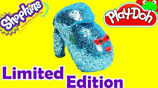 getlinkyoutube.com-Play Doh Surprise Egg Shopkins Season 2 Limited Edition Angie Ankle Boot