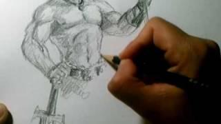 getlinkyoutube.com-Desenho Artístico - Composições AFS