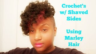 getlinkyoutube.com-Crochets w/ Shaved Sides