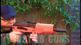 getlinkyoutube.com-UHC AK47u (AK74) DUAL POWER