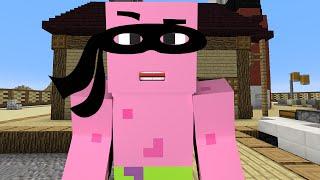 getlinkyoutube.com-Minecraft : Spongebob Episode 14 - I'M A NINJA (Minecraft Roleplay)