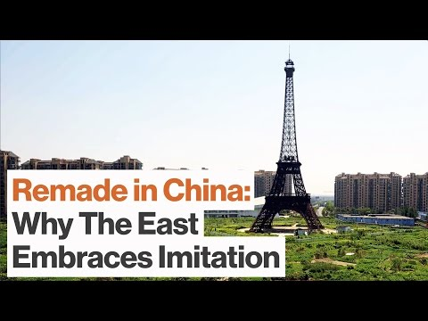 China Spends Billions of Dollars Copying Western Art and Architecture. Why? | Gish Jen