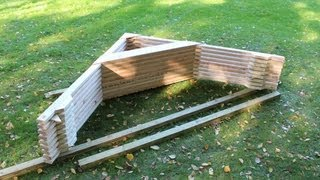 getlinkyoutube.com-Building Roof truss systems for shed, barn, or a tiny house by Jon Peters