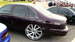 "getlinkyoutube.com-DCM 1996 Impala SS on 26"" Savini Forged Wheels - 1080p HD"