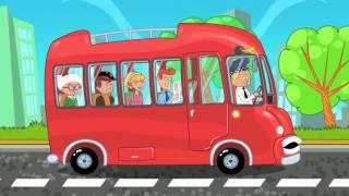 getlinkyoutube.com-Autobuzul - Cantece pentru copii Paradisul vesel