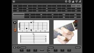 120 Guitar Chords: learn the guitar chord charts & play them