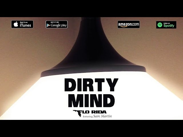 DIRTY MIND - FLORIDA FT  SAM MARTIN karaoke version ( no vocal )  instrumental