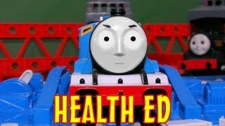 getlinkyoutube.com-TOMICA Thomas & Friends Short 8: Health Ed