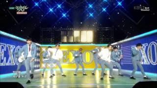 getlinkyoutube.com-EXO - LOVE ME RIGHT 교차편집