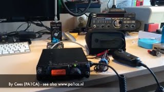 getlinkyoutube.com-My First QSO with the Miracle Whip Antenna