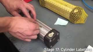 How It's Made - Pneumatic Cylinders