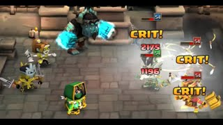 getlinkyoutube.com-Crit-tastic PVP Dungeon Raiding! - Dungeon Boss