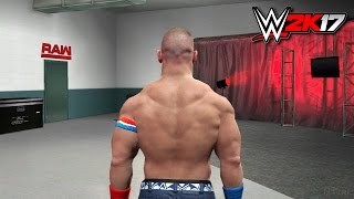 getlinkyoutube.com-WWE 2K17 Road To Wrestlemania PS4/XB1 Gameplay Notion/Concept