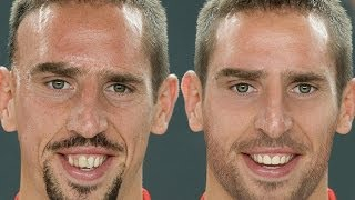 getlinkyoutube.com-Franck Ribéry - Extreme Makeover Photoshop
