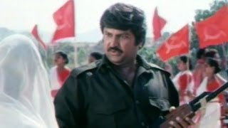 Sri Ramulayya Movie Songs - Poraatala Ramulu Neeku - Mohan Babu, Soundarya, Harikrishna