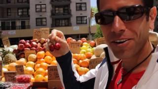 getlinkyoutube.com-Fruit is Fast Food!  Michael Arnstein, The Fruitarian on a high performance fruit diet!
