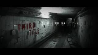 getlinkyoutube.com-After Effects Template - (Horror template)
