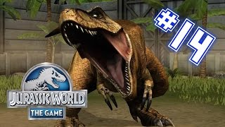 getlinkyoutube.com-Jurassic World™: The Game:The Queen Is Here!!! Episode #14