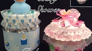 getlinkyoutube.com-DULCEROS PARA BABY SHOWER