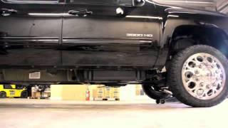 getlinkyoutube.com-Chevy 3500 HD 3500 Wheel Installation