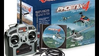 getlinkyoutube.com-Phoenix RC flight simulator review