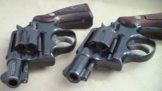 getlinkyoutube.com-Smith & Wesson model 10 (review)   BATJAC J.W