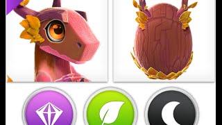 getlinkyoutube.com-How to breed Autumn Dragon - Dragon Mania Legends