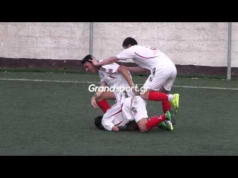 ΑΕ Ηρακλής/Θέρισος - Ασίτες 2-2: Φάσεις και γκολ
