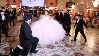 getlinkyoutube.com-Can I Have This Dance Waltz | XV Choreography
