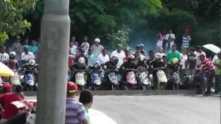 """getlinkyoutube.com-Dio Stock: Final del Campeonato """"Velocidad Deportiva"""" 2012 de MotoVelocidad @ La Barranquita,Stgo"""
