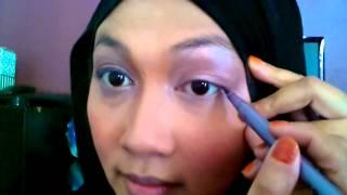 getlinkyoutube.com-Tutorial make-up Oriflame