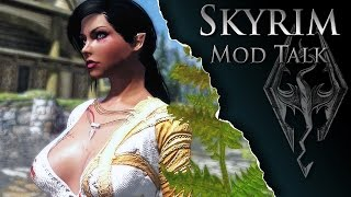 getlinkyoutube.com-Skyrim Mods and Character Creation 2016