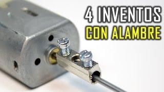 getlinkyoutube.com-4 Cosas INCREÍBLES Que Puedes Hacer con ALAMBRE | Life Hacks