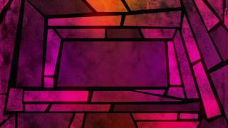 getlinkyoutube.com-Stained Glass Abstract Background Video Loop
