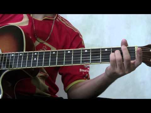 Aula de violão - Cifra da música Eu tenho um chamado Gospel Por Cezar