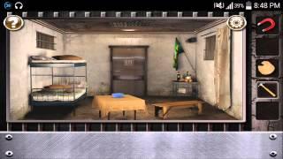 getlinkyoutube.com-Escape The Prison Room Level 5 - Walkthrough