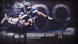 getlinkyoutube.com-#9 Marshawn Lynch (RB, Seahawks) | Top 100 Players of 2015