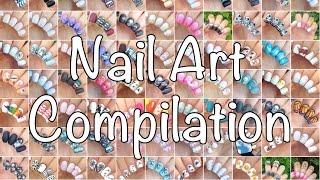 getlinkyoutube.com-Nail Art Compilation :D