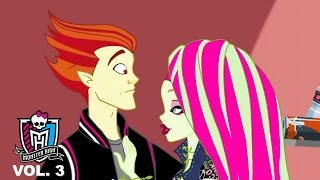 getlinkyoutube.com-Unearthed Day | Monster High