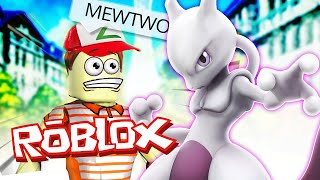 getlinkyoutube.com-Roblox Adventures / Pokemon GO / FINDING MEWTWO!